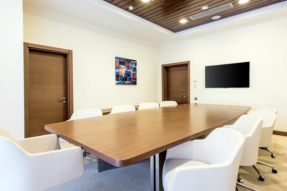 Переговорная комната в Деловом центре парк-отеля Арфа, Сочи, Адлер