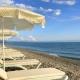 Пляж гостиницы Арго