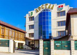 Гостиница Арстаа, Гагра, Абхазия