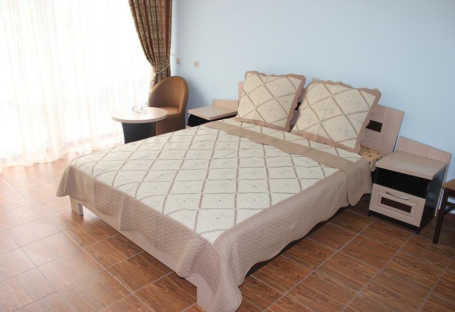 Стандартный двухместный номер гостиницы Арстаа