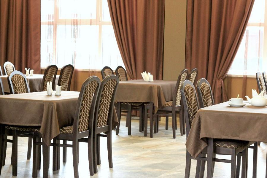 Кафе отеля Ашамта