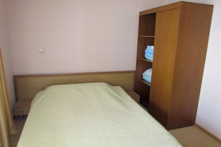 Полулюкс четырехместный, Корпус Море гостиницы Ассоль