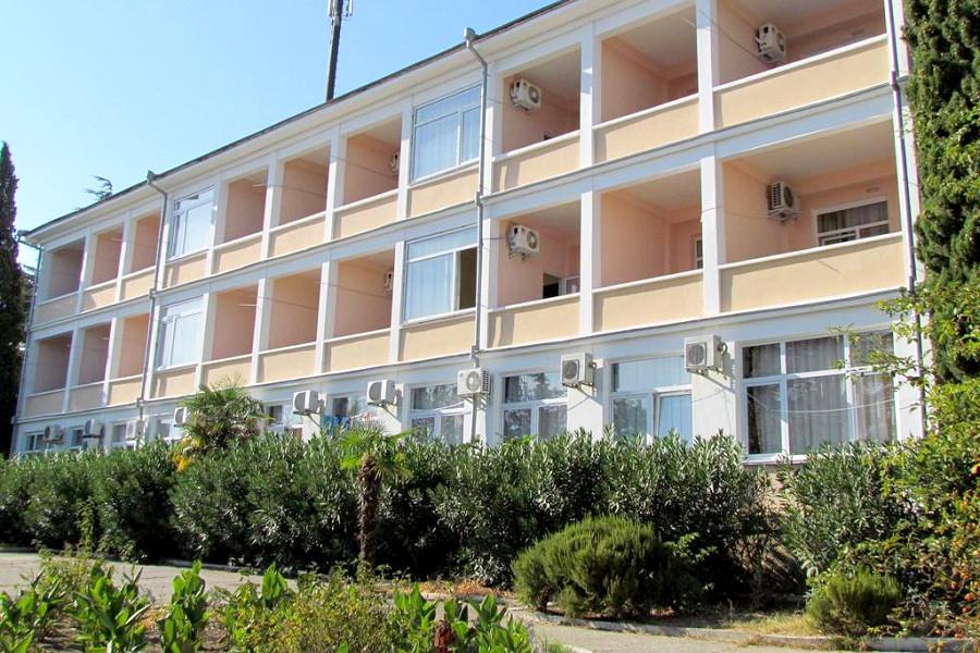 Гостиница Ассоль, Симеиз, Большая Ялта, Крым