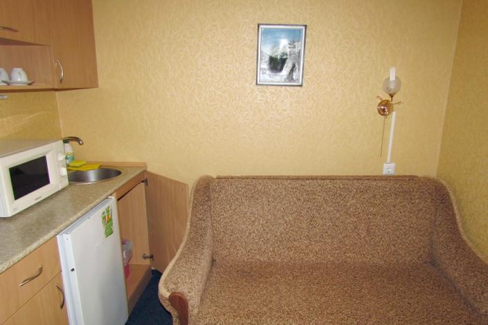 Стандарт Улучшенный четырехместный, Корпус Парк гостиницы Ассоль