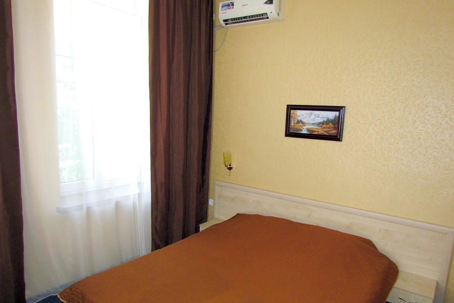 VIP шестиместный трехкомнатный, Корпус Парк гостиницы Ассоль