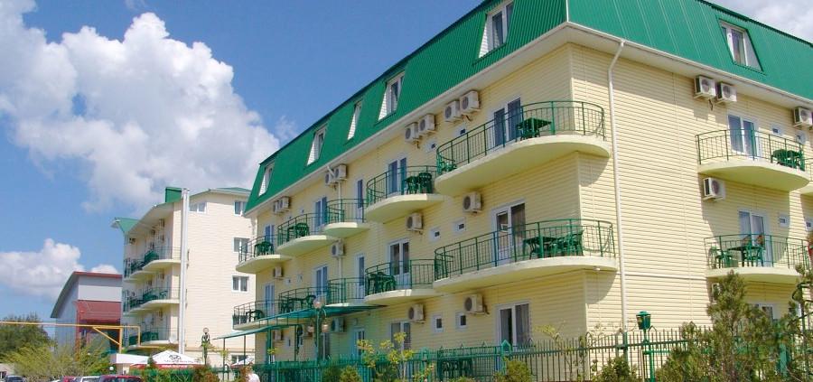 Гостиница Астория, Витязево, Анапа