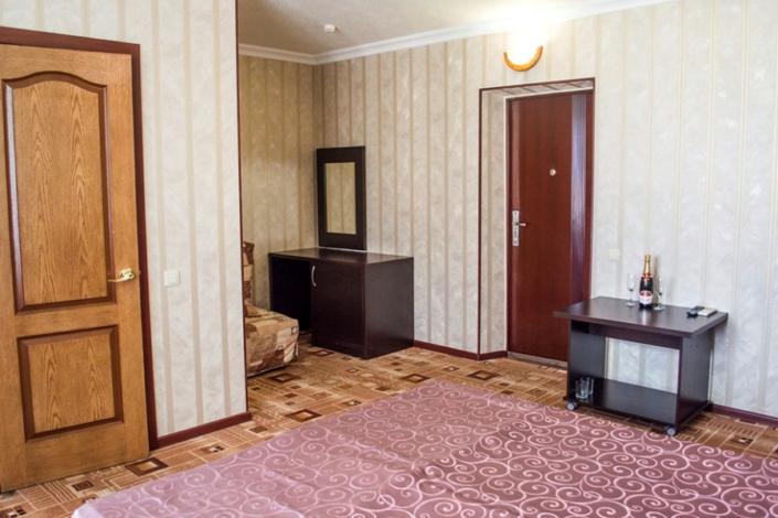 Стандарт двухместный гостинцы Астория