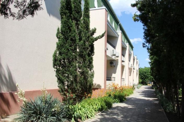 Пансионат Астра-центр, Евпатория, Крым
