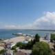 Вид на Морской порт и Анапскую бухту