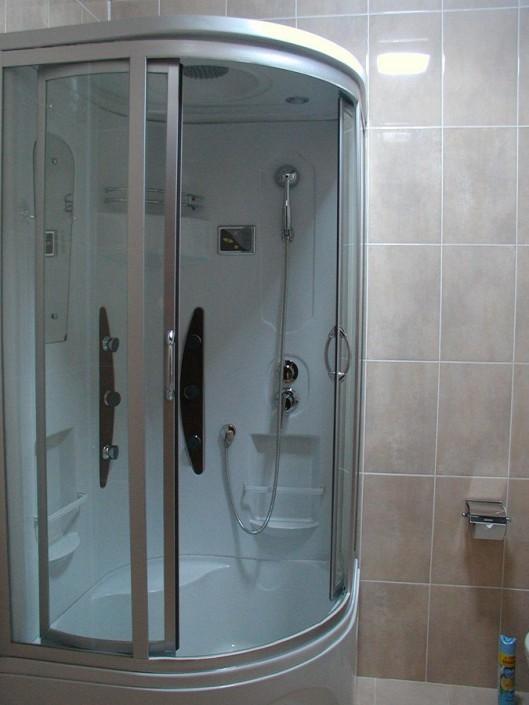 Туалетная комната в номере гостиницы Атриум-Виктория