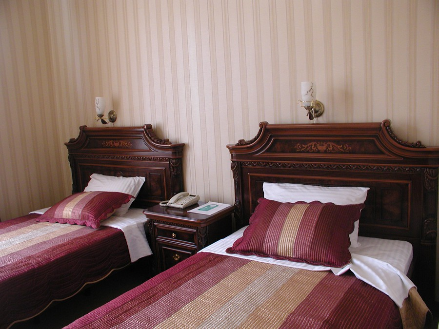 Номер в гостинице Атриум-Виктория