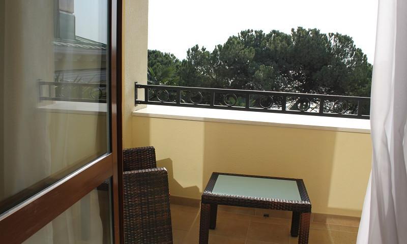 Вид с балкона Спального корпуса