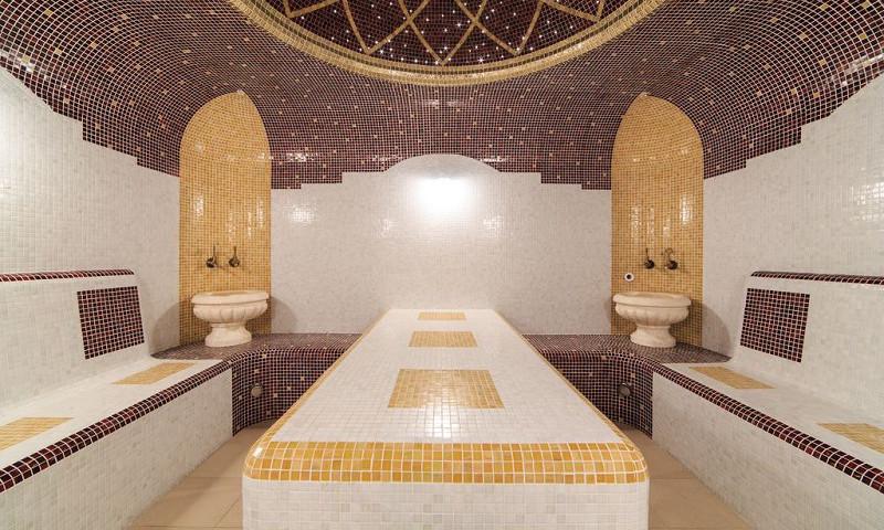 Турецкая баня в санатории Авангард
