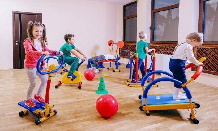 Детский клуб санатория Авангард, Сочи