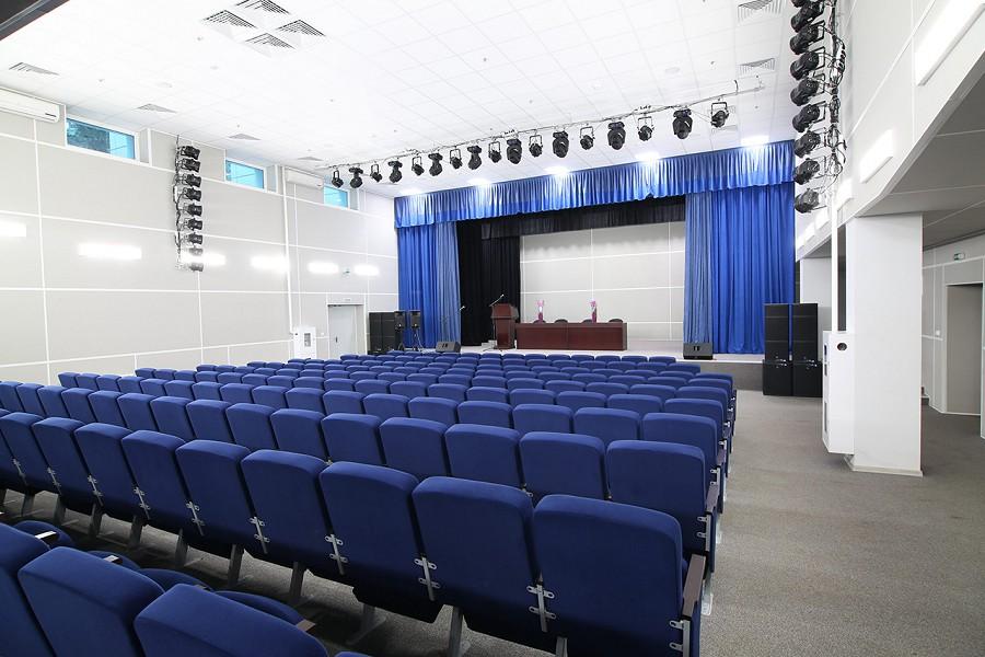 Конференц-зал пансионата Автомобилист, Сочи