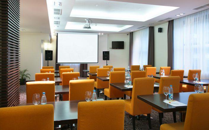 Большой конференц-зал Azimut Hotel Freestyle Rosa Khutor