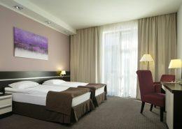 Стандартный номер Azimut Hotel Freestyle Rosa Khutor
