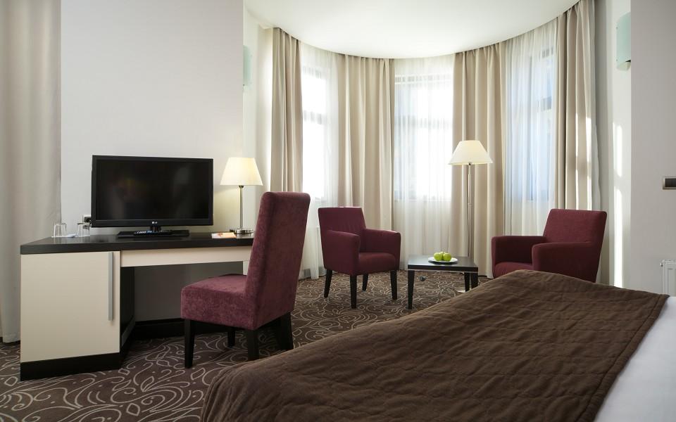 Номер Студио Azimut Hotel Freestyle Rosa Khutor