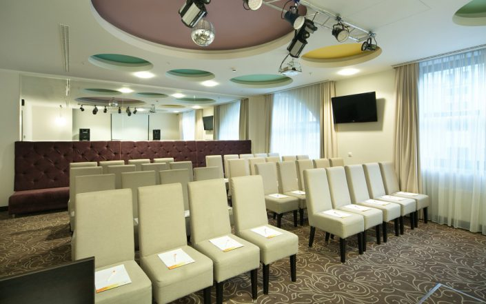 Малый конференц-зал Azimut Hotel Freestyle Rosa Khutor