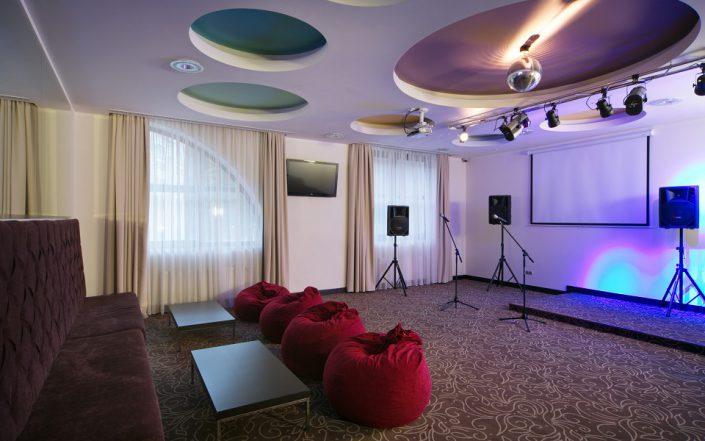 Зал караоке Azimut Hotel Freestyle Rosa Khutor