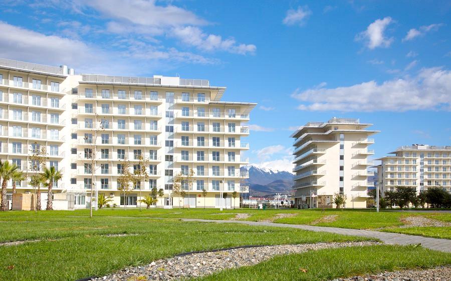 Аzimut Hotel Sochi, Имеретинский курорт