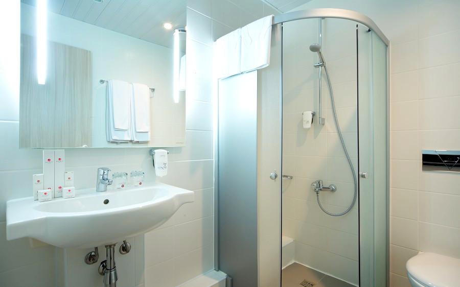 Туалетная комната в номере Аzimut Hotel Sochi