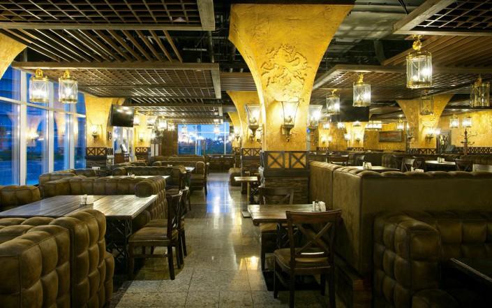 Ресторан Брудершафт Аzimut Hotel Sochi