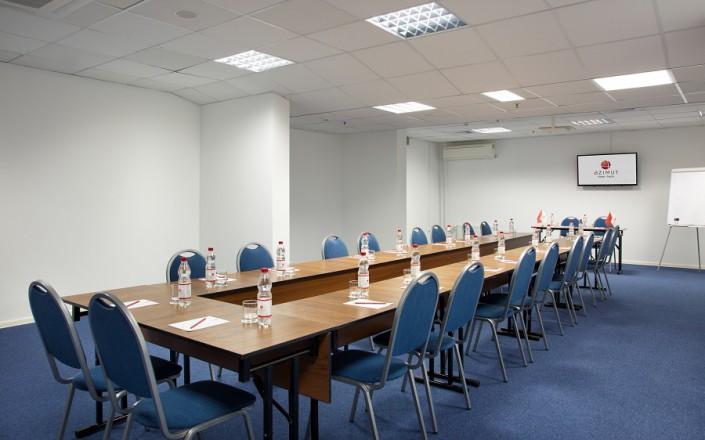 Конференц-зал в Azimut Hotel Sochi