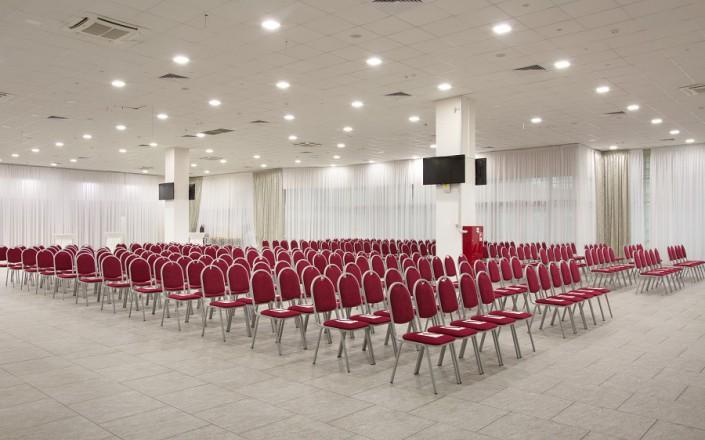 Конференц-зал в Аzimut Hotel Sochi