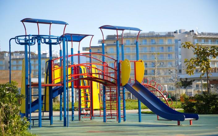 Детская игровая площадка Аzimut Hotel Sochi