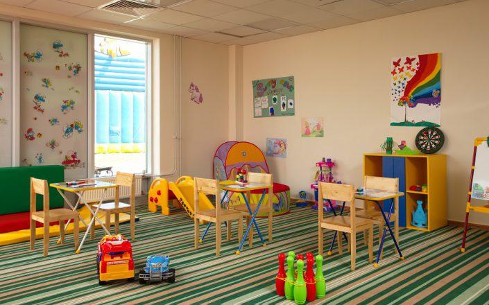 Детская комната Azimut Hotel Sochi