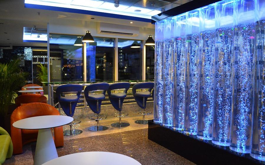 Комната отдыха в спа-комплексе Azimut Hotel Sochi