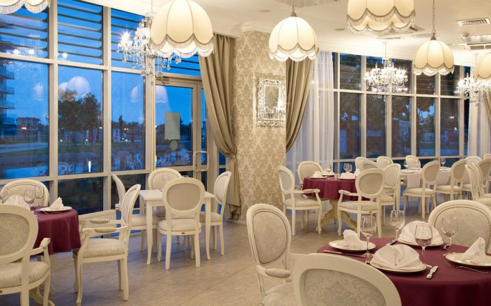 Ресторан Граф Орлов Azimut Hotel Sochi