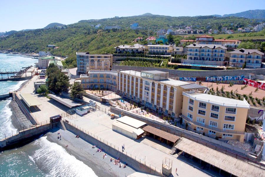 Арт-отель Азор, Крым, Ялта, Ливадия