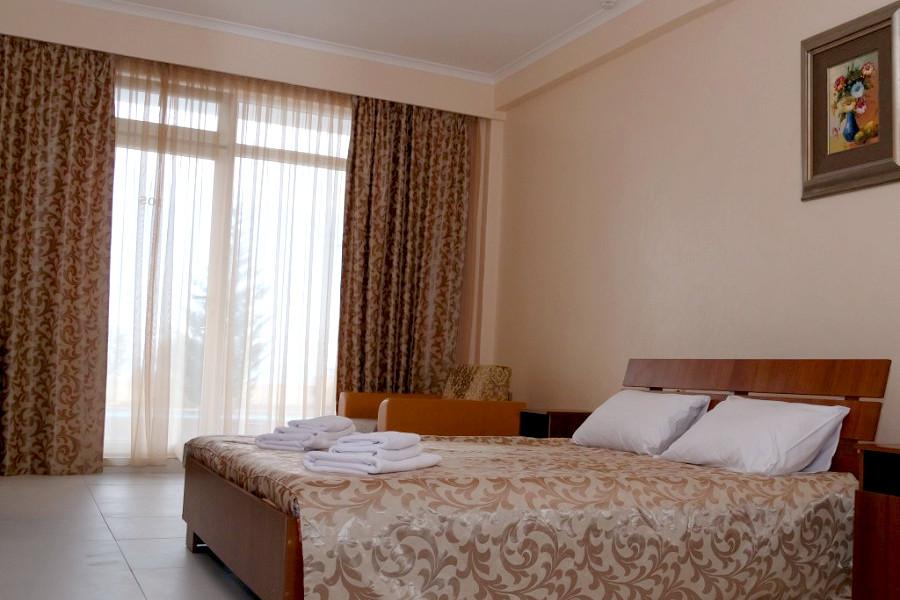 Комфорт двухместный на 1 этаже отеля Азор