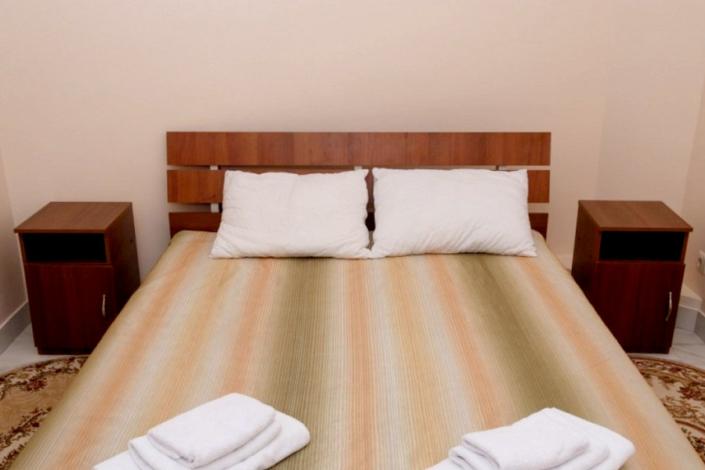 Комфорт Премиум двухместный двухкомнатный отеля Азор