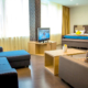 Стандарт Улучшенный двухместный отеля Багатель