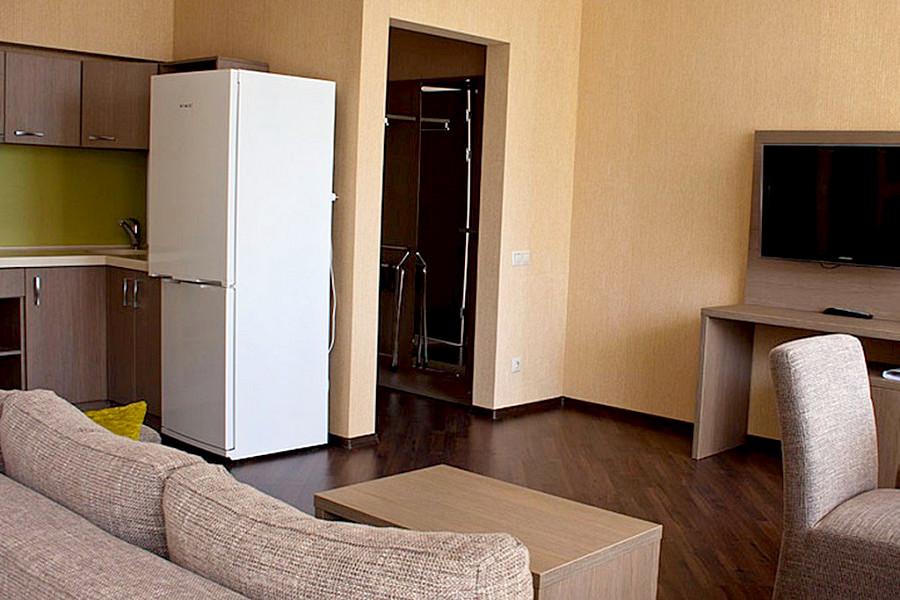 Полулюкс двухместный отеля Багатель