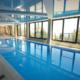 Крытый бассейн отеля Багатель