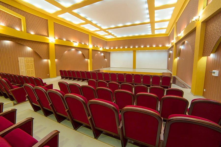 Концертный зал пансионата Багрипш