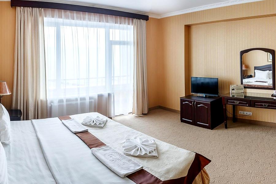 Стандарт двухместный отеля Бартон Парк