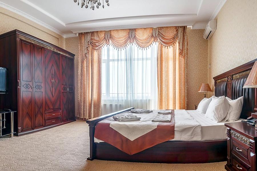 Апартаменты двухместные двухкомнатные отеля Бартон Парк