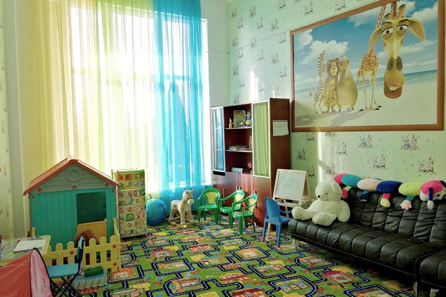 Детская комната отеля Бартон Парк