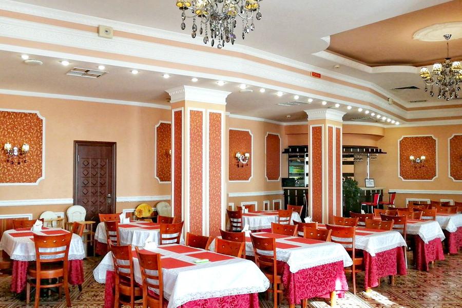 Ресторан отеля Бартон Парк