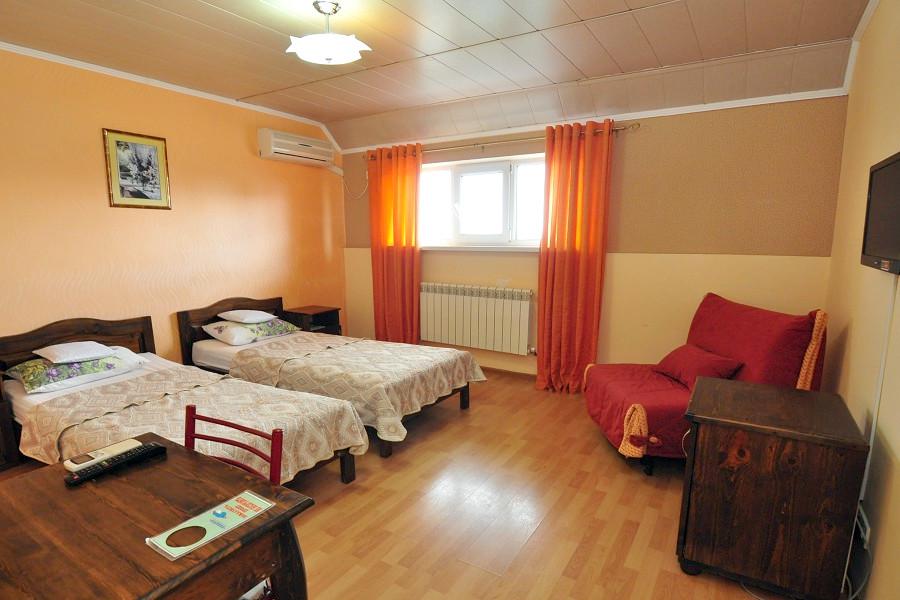Стандарт Мансардный двухместный отеля Бавария