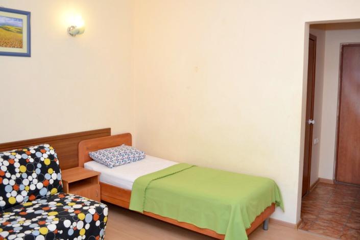 Стандарт двухместный отеля Бавария