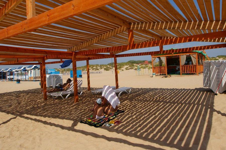 Пляж отеля Бавария