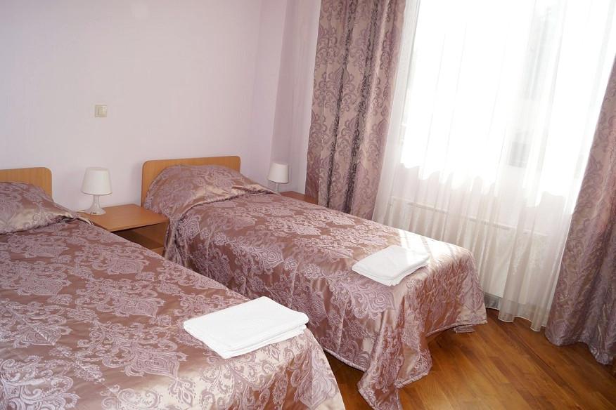 Стандартный номер в Корпусе № 4 комплекса отдыха Беларусь