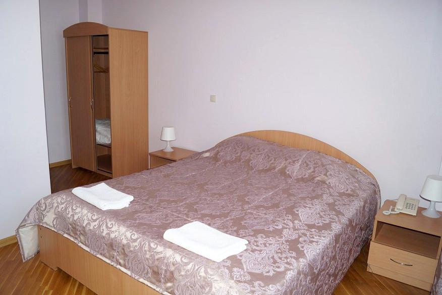 Люкс в Корпусе № 4 комплекса отдыха Беларусь