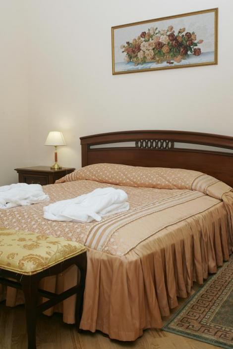 Апартаменты в Корпусе № 2 комплекса отдыха Беларусь